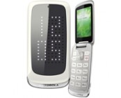 Motorola Gleam+ - winter white silver